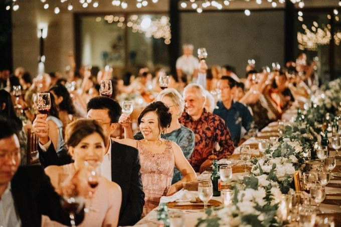 The Wedding of Christoph & Jessica by BDD Weddings Indonesia - 028