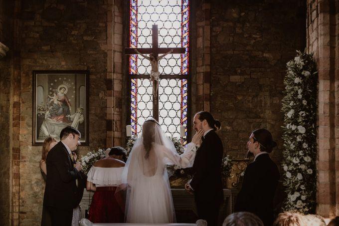Alternative Wedding in Tenuta Mocajo in Tuscany  Italy by Fotomagoria - 034