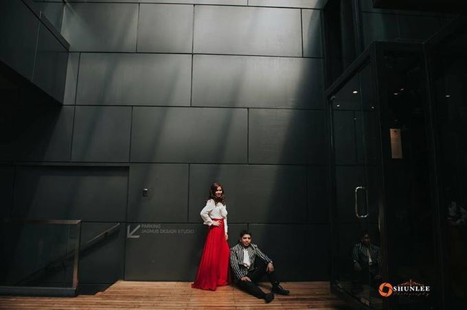 Pinky and Ver Prenup Shoot by Sheng Maquillage - 017