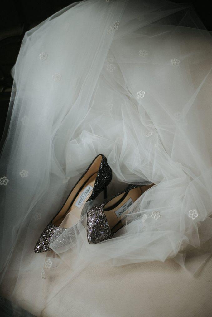 Sisca & Bob Wedding at Sofitel Nusa Dua - Bali by ILUMINEN - 003