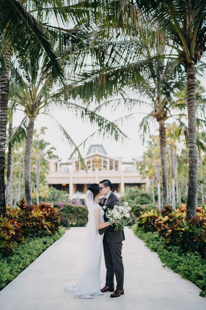 Wedding The Mulia Resort Donald & Tabita by StayBright - 023