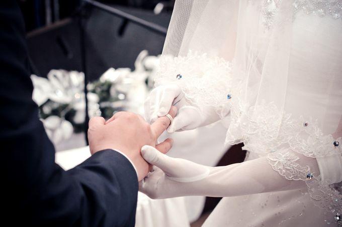 wedding day by Xin-Ai Bride - 032