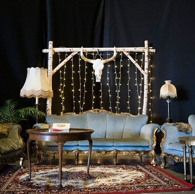 Bohemian winter wedding by Elegant Events - 010