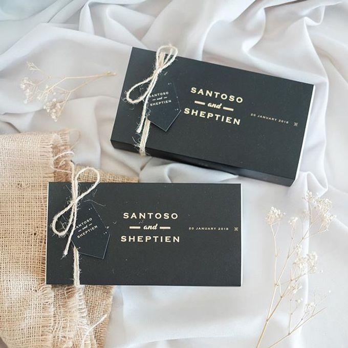 The wedding of Santoso and Sheptien by NaCha Pro - 001