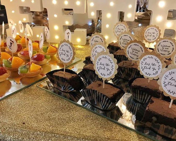 Wedding Dessert Reception by Sunlife Pastries - 016