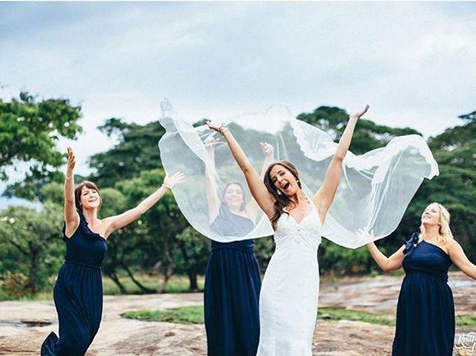 Jamie Wedding Gown - Custom  by JRW Bridal - 003