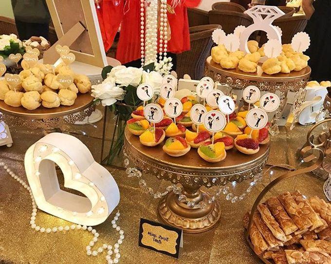 Wedding Dessert Reception by Sunlife Pastries - 017