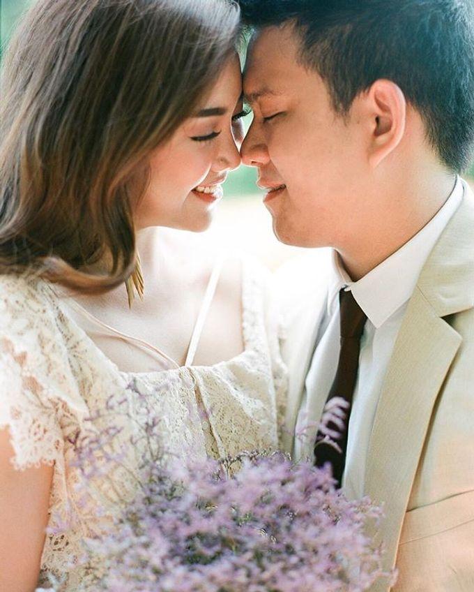 Pre-wedding of Francisca & Billiem by Vivre the Label - 008