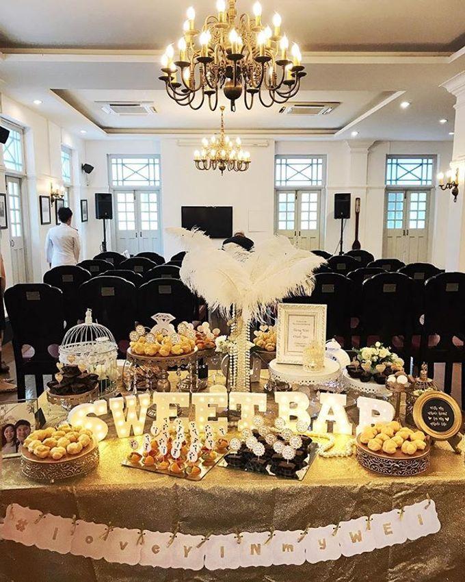 Wedding Dessert Reception by Sunlife Pastries - 015