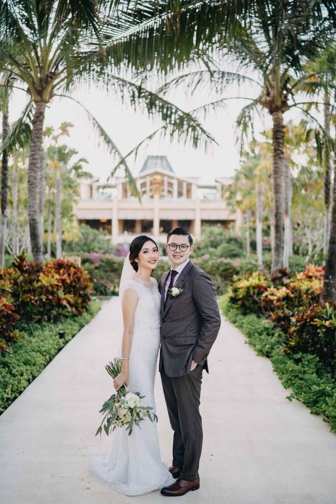 Wedding The Mulia Resort Donald & Tabita by StayBright - 024
