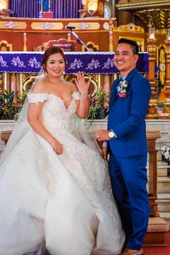 Marsha and Nestor Wedding highlights by Dauntless Blissful Creatives - 039