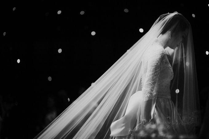 Viona & Ivan Wedding at Grand Hyatt Jakarta by ILUMINEN - 024