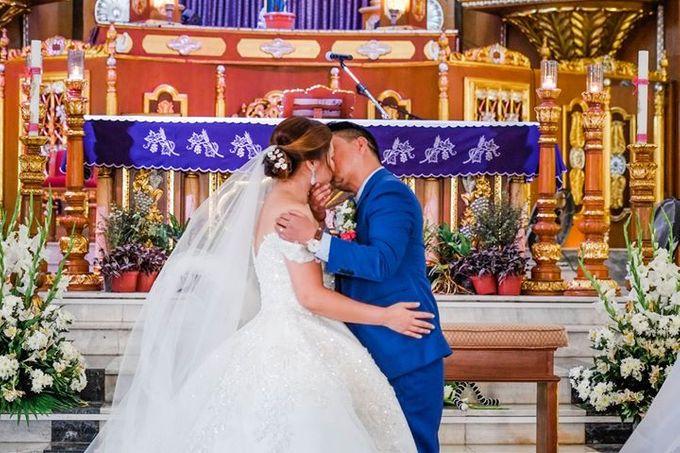 Marsha and Nestor Wedding highlights by Dauntless Blissful Creatives - 040