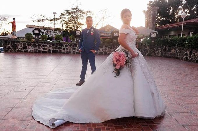 Marsha and Nestor Wedding highlights by Dauntless Blissful Creatives - 018