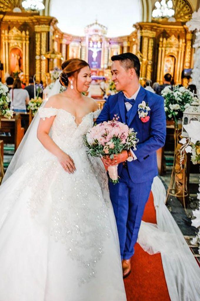 Marsha and Nestor Wedding highlights by Dauntless Blissful Creatives - 033