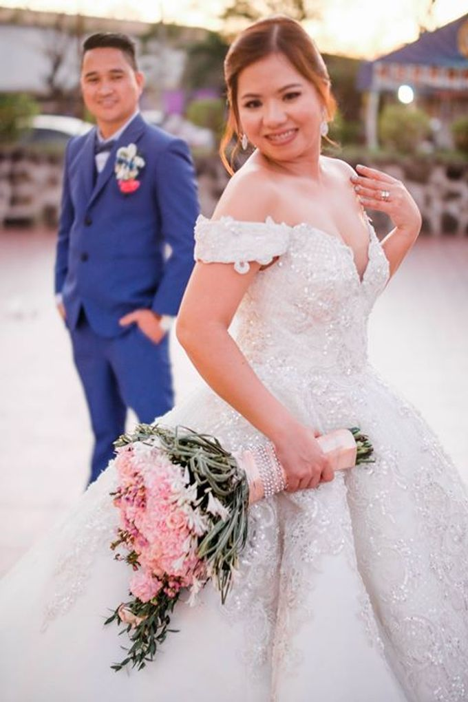 Marsha and Nestor Wedding highlights by Dauntless Blissful Creatives - 019