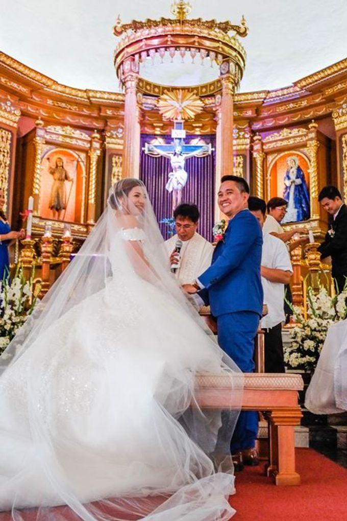 Marsha and Nestor Wedding highlights by Dauntless Blissful Creatives - 045