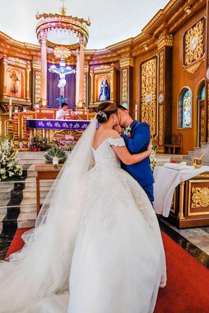Marsha and Nestor Wedding highlights by Dauntless Blissful Creatives - 037