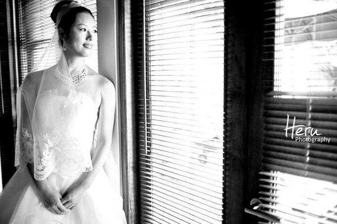 Hong Zhuangmin & Feng Xiaohua by Heru Photography - 004