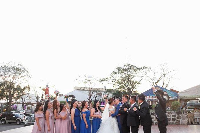 Marsha and Nestor Wedding highlights by Dauntless Blissful Creatives - 029