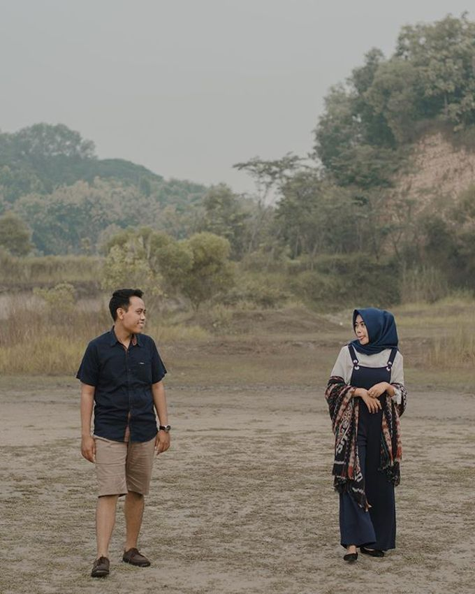 Prewedding Dwi & Rina by Maftuh Motret - 001