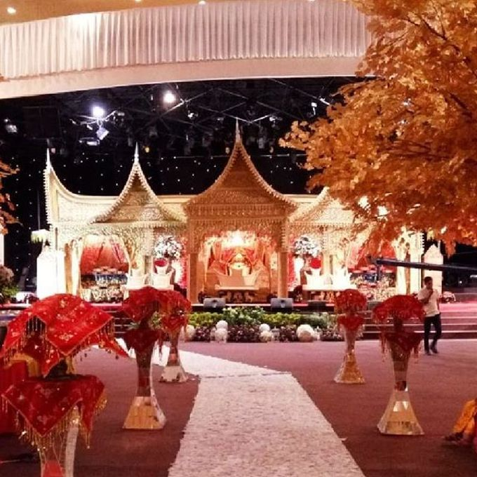 Wedding Experience at Dome Harvest Lippo Karawaci Tangerang by Dome Harvest - 034