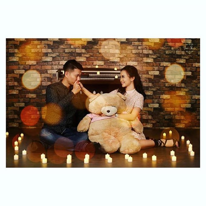 Prewedding Shoot 1 by Yonz Studio Photograph - 012