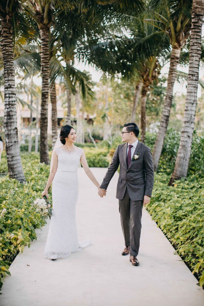 Wedding The Mulia Resort Donald & Tabita by StayBright - 025