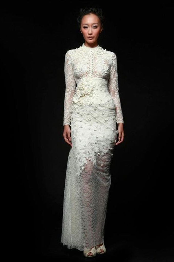 Bride and Evening Collection 2012-2013 Lookbook by saptodjojokartiko bride - 012