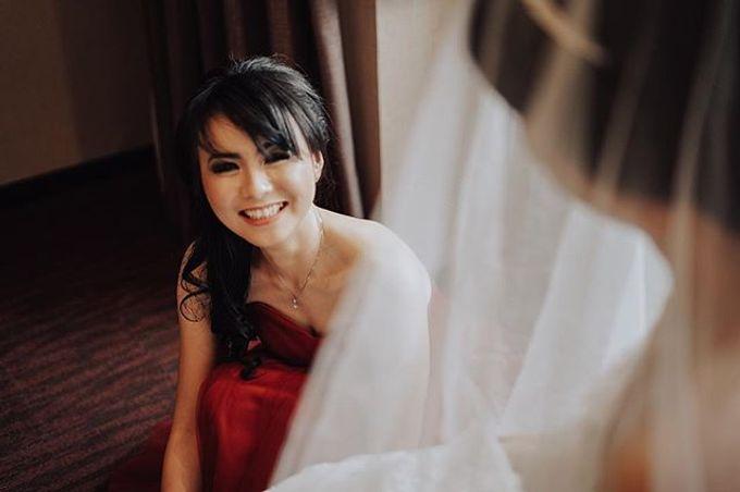Wedding Day by Yosye Hamid Photography - 013