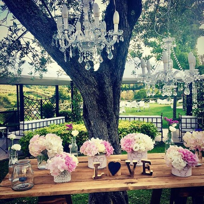 Charming weddings by L'Antico Casale dei Mascioni - 021