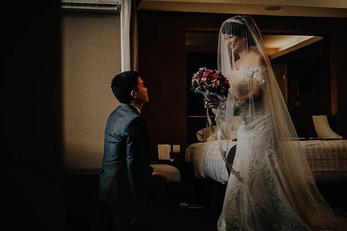 Wedding Day by Yosye Hamid Photography - 006