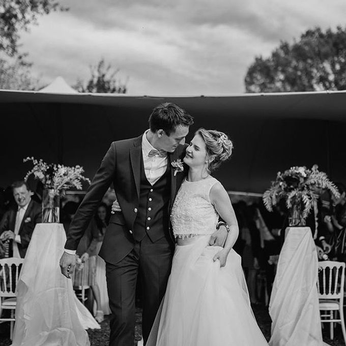 Wedding in the French Dordogne by Elegant Events - 019