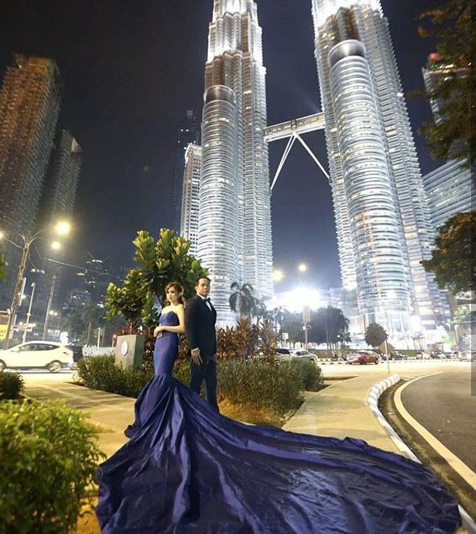 prewedding malaysia for V & H by nof makeup - 005