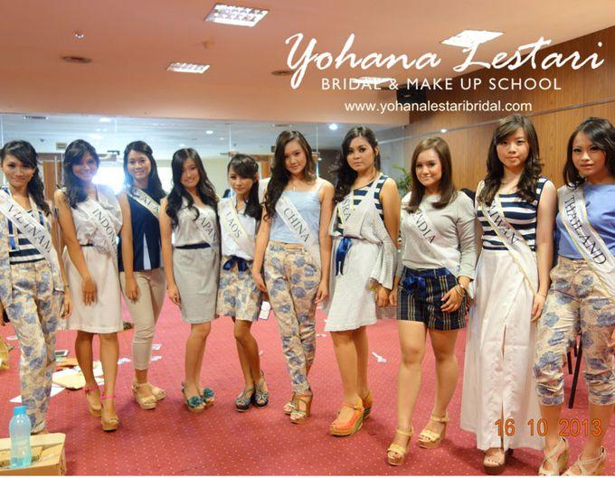 MAKE UP SCHOOL ( terjun lapangan ) by Yohana Lestari Bridal & Make up School - 017