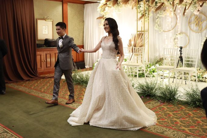 MC Intimate Wedding At Mercantile Jakarta - Anthony Stevven by Anthony Stevven - 008