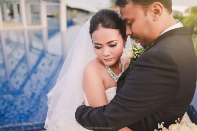 Andy & Dini - Wedding in Bali by AT Photography Bali - 027