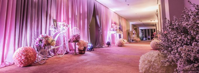 Wedding Experience at Alila Jakarta by Sparks Luxe Jakarta - 036