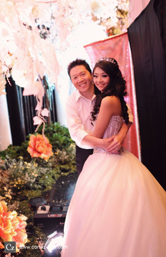 The Wedding of Alex & Chelsya by Cortez photography - 028