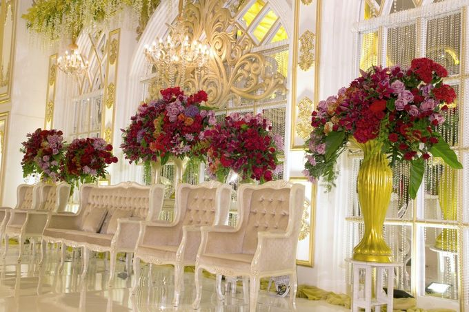 Wedding of Rendy & Fransisca by The Palms Ballroom - 018