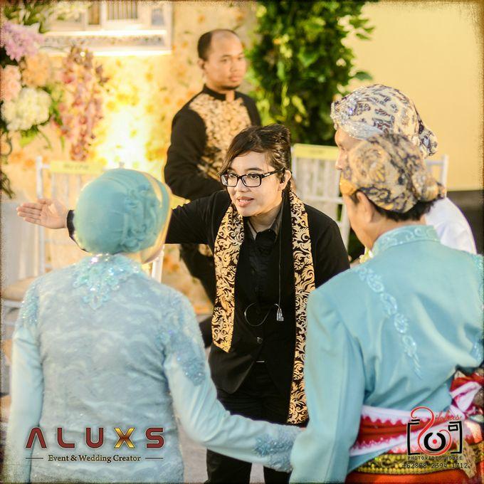 The Wedding of Santa & Khresna by Alux's Event & Wedding Creator - 029