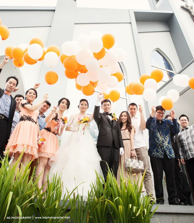Wong & Devy - Wedding Day by HD Photography - 026
