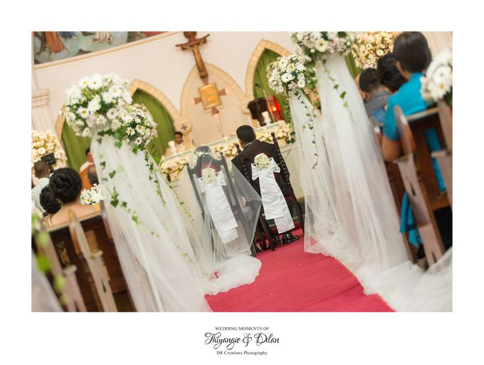 Wedding of Thiyangie & Dilan by DR Creations - 028