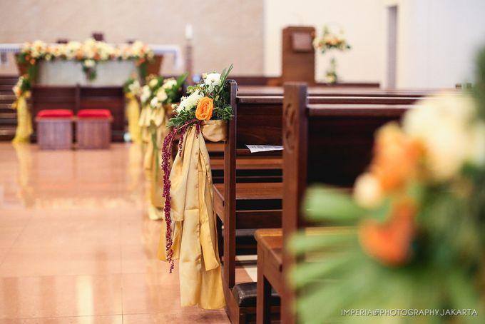Yohanes & Vhina Wedding by Imperial Photography Jakarta - 028