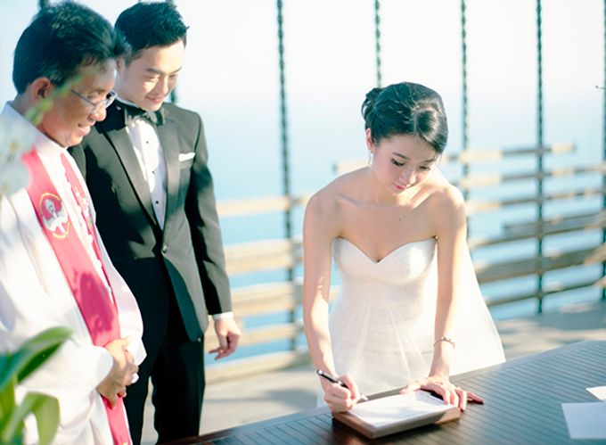 A very personal wedding by Nathan Wu Photography - 031