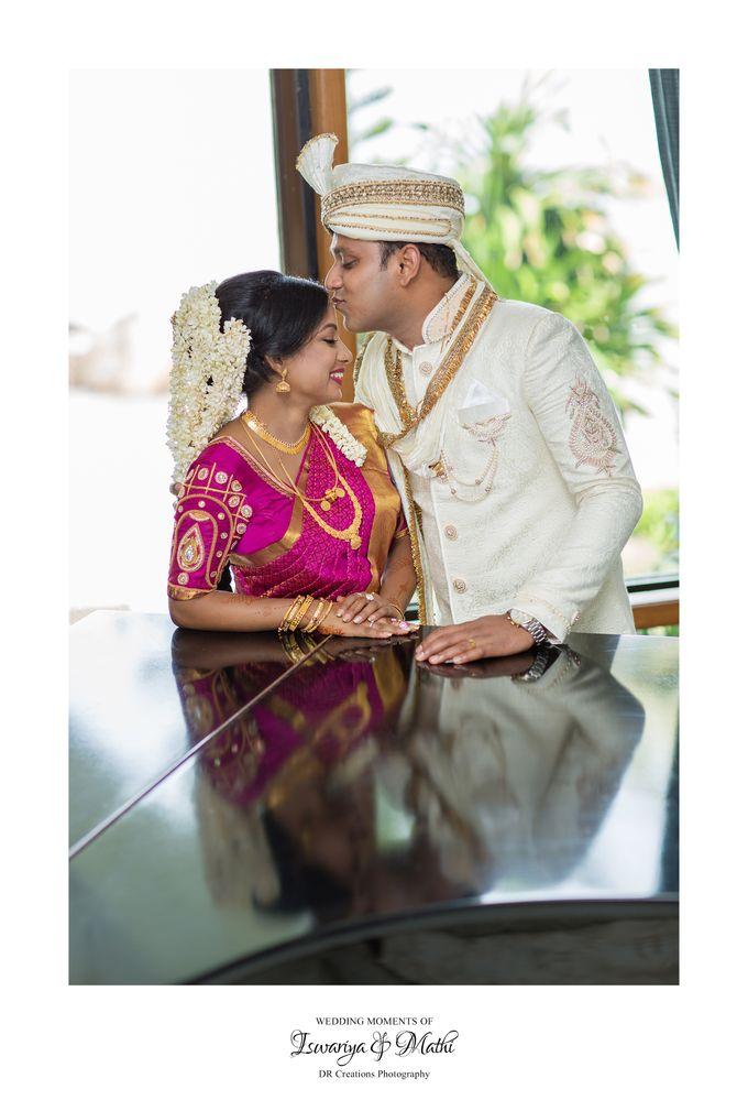 Wedding of Ishwariya & Mathi by DR Creations - 028