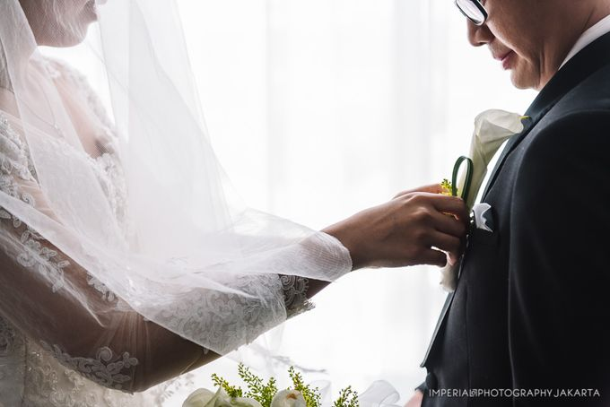 Yonathan & Dina Wedding by Imperial Photography Jakarta - 022