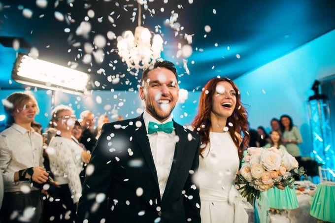 Tiffany Wedding by Caramel Events - 027