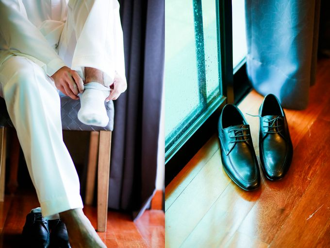 Zuhairah & Fuad by The Rafflesia Wedding & Portraiture - 020