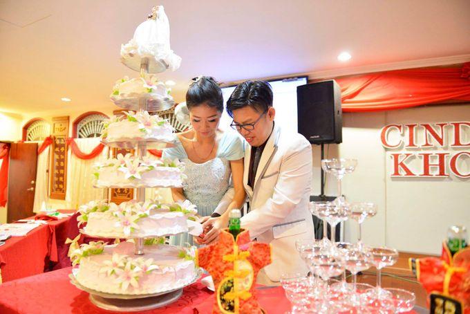 Cindy & Jason by Faith Wedding Event - 030